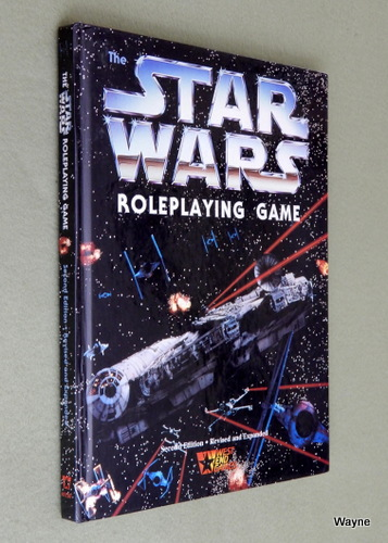 Star Wars Roleplaying Game (Second Edition, Expanded & Revised)