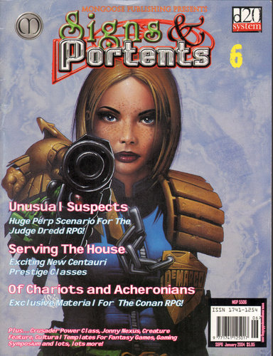 Signs & Portents Magazine, Issue 6