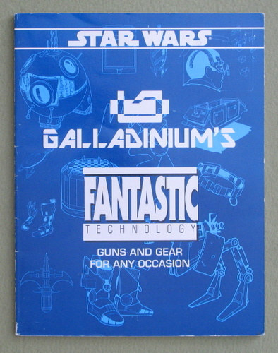 Galladinium's Fantastic Technology (Star Wars RPG), Rick D. Stuart