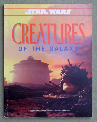 Creatures of the Galaxy (Star Wars RPG)