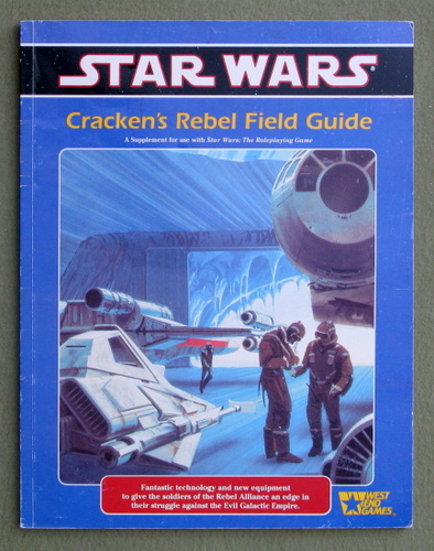 Cracken's Rebel Field Guide (Star Wars: The Roleplaying Game), Christopher Kubasik