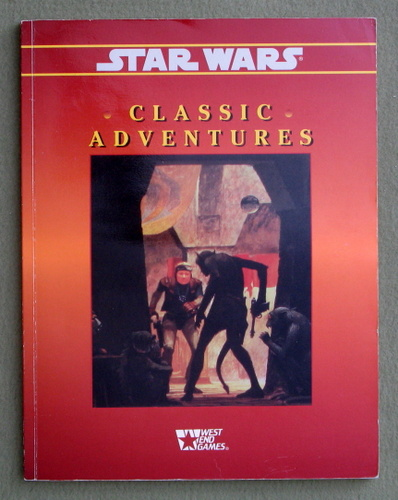 Classic Adventures (Star Wars RPG)