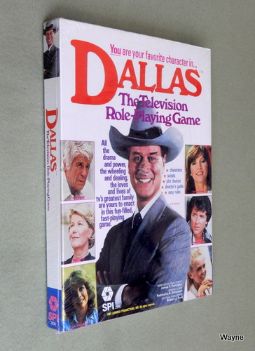 Dallas: The Television Role Playing Game