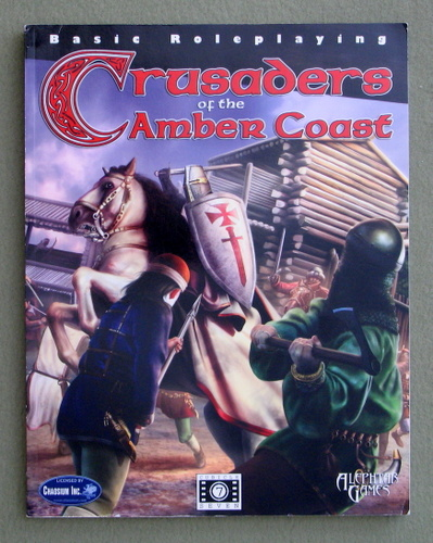 Crusaders of the Amber Coast (Basic Roleplaying), Paolo Guccione