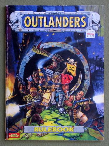 Outlanders Rulebook, Andy Chambers