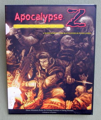 Apocalypse Z, Kermit Beirut & Jason Hyland
