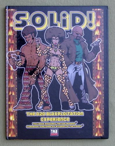 Solid! - The D20 Blaxploitation Experience
