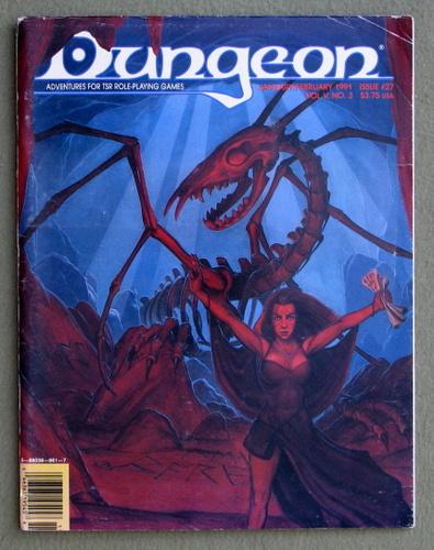 Dungeon Magazine, Issue 27