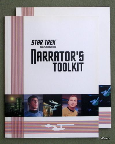 Narrator's Toolkit (Star Trek Role Playing Game)