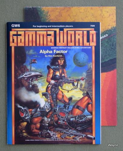 Alpha Factor (Gamma World Module GW6), Kim Eastland