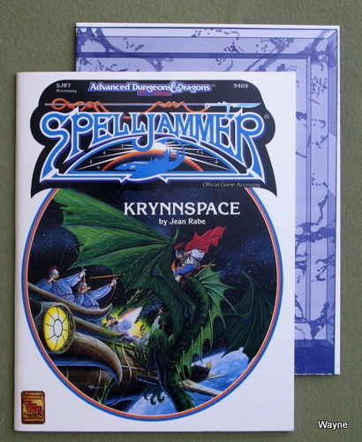 Krynnspace (Advanced Dungeons & Dragons/Spelljammer Accessory SJR7), Jean Rabe