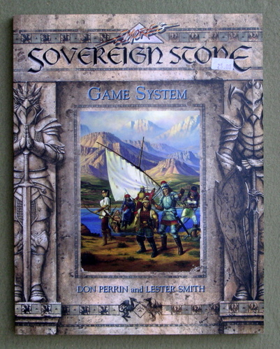 Sovereign Stone Game System, Don Perrin & Lester Smith & Larry Elmore