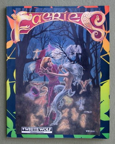Faeries (Ars Magica, 2nd Edition), Sarah Link & John Snead