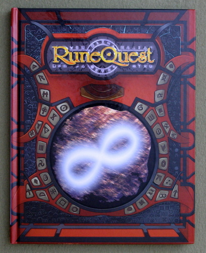 RuneQuest: Core Rulebook, Matthew Sprange