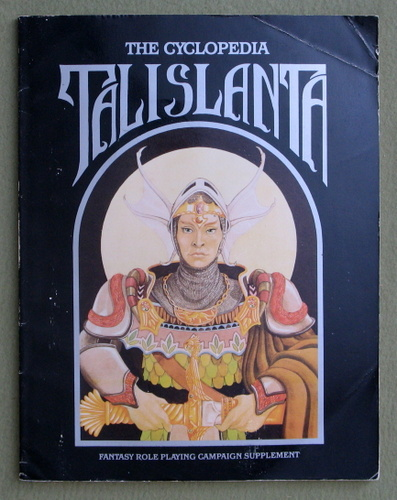 Cyclopedia Talislanta - PLAY COPY