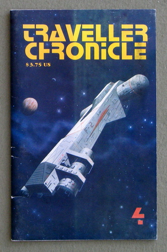 Traveller Chronicle, Issue 4 (Traveller: The New Era)