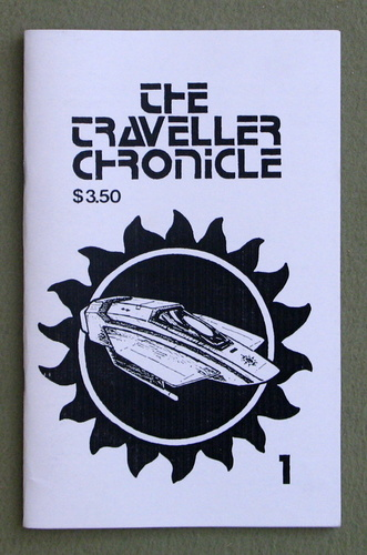 Traveller Chronicle, Issue 1 (Traveller: The New Era)
