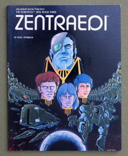 Zentraedi (Robotech RPG Book 3), Kevin Siembieda