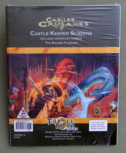 Castles & Crusades: Castle Keeper's Screens