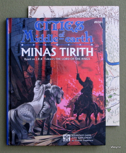 Minas Tirith (Middle Earth Role Playing/MERP), Graham Staplehurst