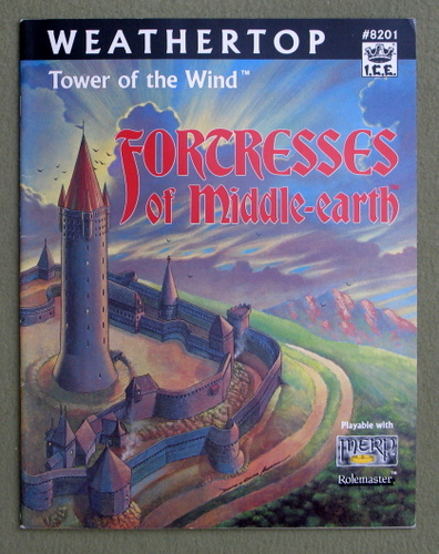Weathertop, the Tower of the Wind (Middle Earth Role Playing/MERP), Peter C. Fenlon