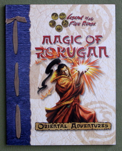 Magic of Rokugan (Legend of the Five Rings: Oriental Adventures)