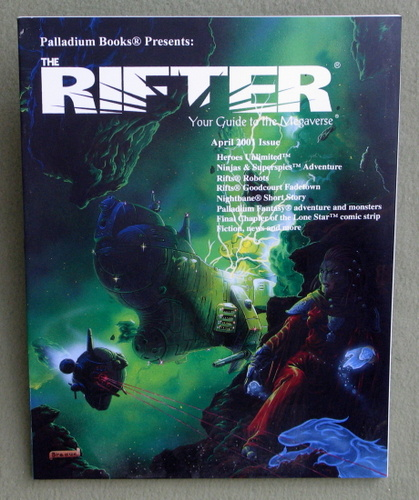 Rifter #14: Your Guide to the Megaverse (Rifts)