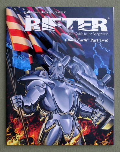 Rifter #18: Your Guide to the Megaverse (Rifts)