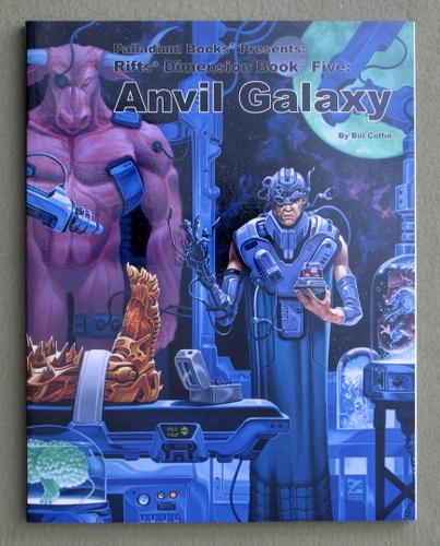 Rifts Dimension Book Five : Anvil Galaxy, Bill Coffin