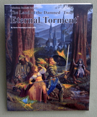 Land of the Damned Two: Eternal Torment (Palladium Fantasy RPG), Kevin Siembieda & Bill Coffin