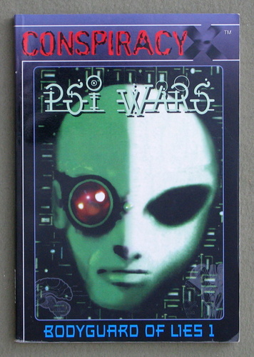 Psiwars: Body Guards of Lies, Volume 1 (Conspiracy X )