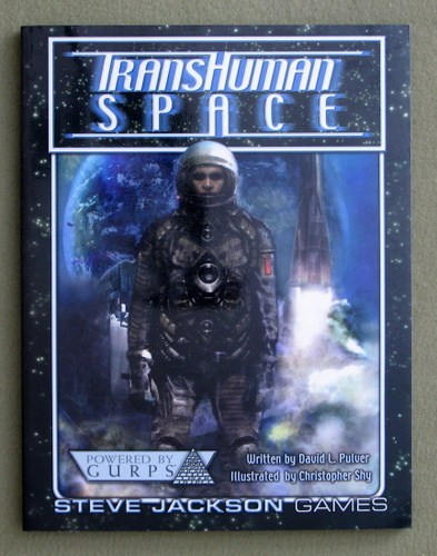Transhuman Space, David L. Pulver
