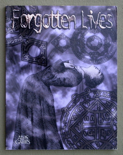 Forgotten Lives (Over the Edge), John Nephew