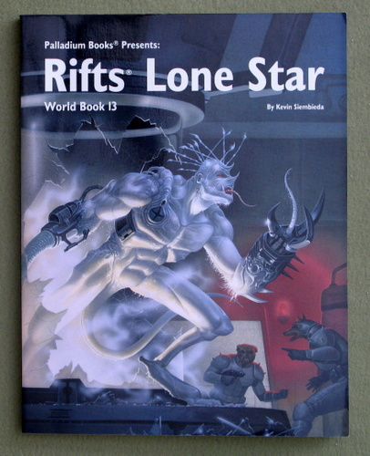 Image for Lone Star (Rifts World Book 13)