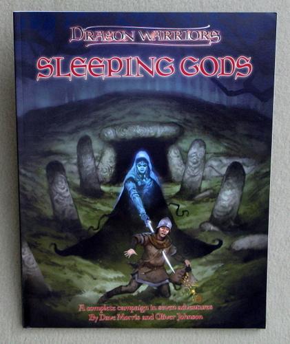 Sleeping Gods (Dragon Warriors), Dave Morris & Oliver Johnson