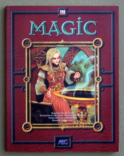 Magic (Dungeons & Dragons: D20 System)