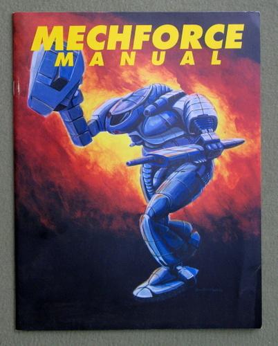 Mechforce Manual (Battletech)