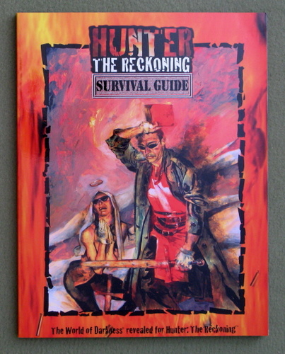 Hunter the Reckoning: Survival Guide