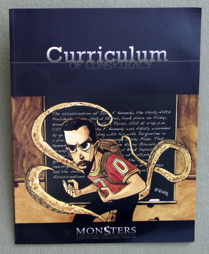 Curriculum of Conspiracy (Monsters & Other Childish Things), Ross Payton