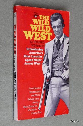Wild Wild West, Richard Wormser