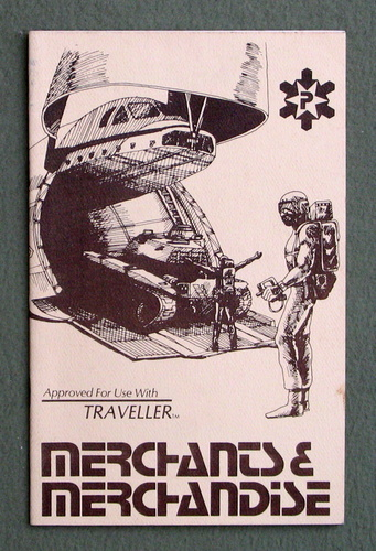Merchants & Merchandise (Traveller RPG), Don Rapp