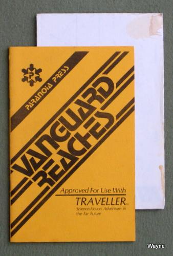 Vanguard Reaches (Traveller RPG), Chuck Kallenbach III