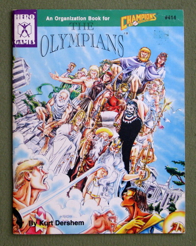 The Olympians (An Organization Book for Champions), Kurt Dershem