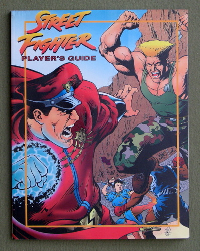 Street Fighter: Player's Guide
