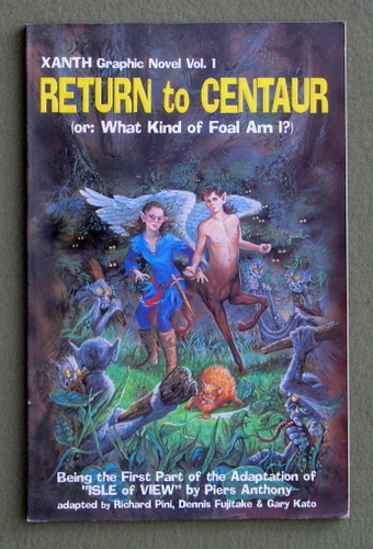Xanth Graphic Novel, Vol 1 - Return to Centaur (or: What Kind of Foal Am I?)
