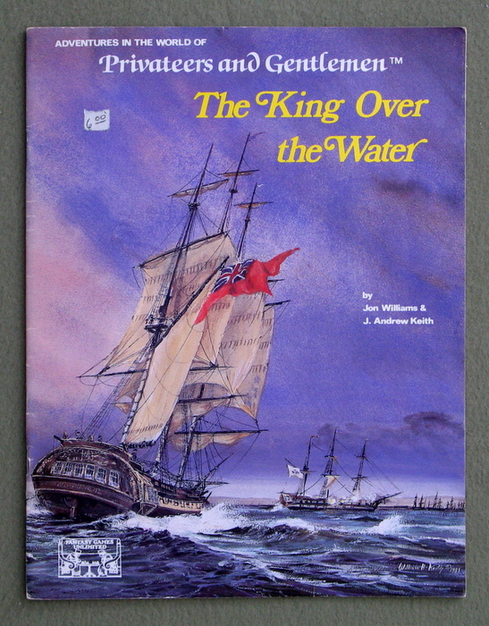 The King Over the Water (Privateers and Gentlemen)