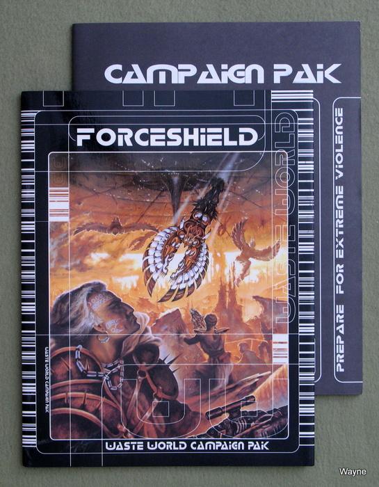Forceshield - Waste World Campaign Pak