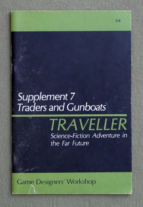 Traveller Supplement 7: Traders and Gunboats