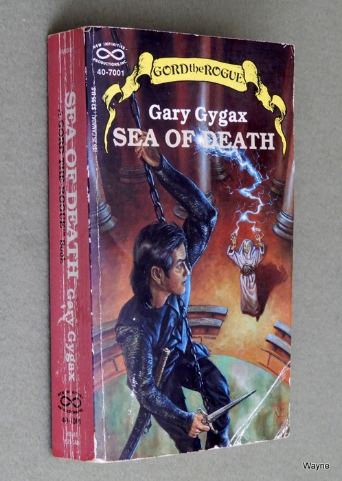 Image for Sea of Death (Gord the Rogue) - READING COPY