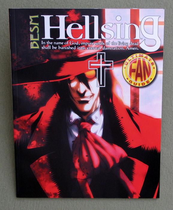 Hellsing: Ultimate Fan Guide #2 (BESM)